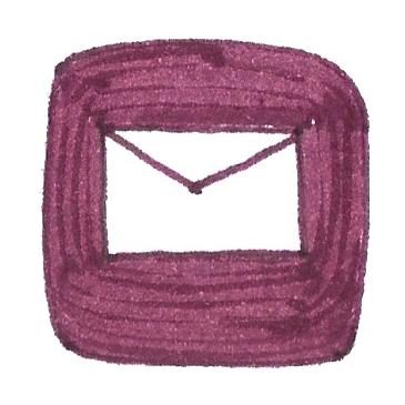 אייקון דואר אלקטרוני