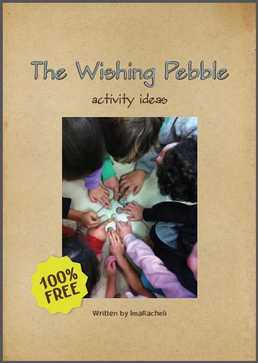 The Wishing Pebble activity ideas